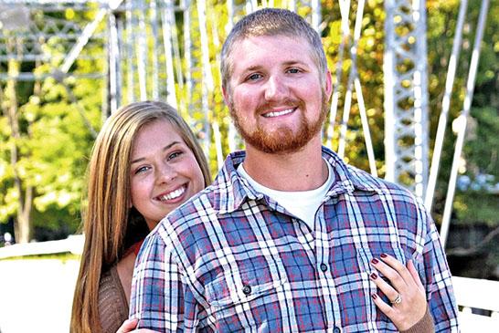 Ellie Greilich and Justin Stoneburner featured