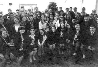 District competitors