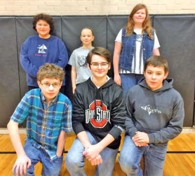 January USMS Studens Of The Month