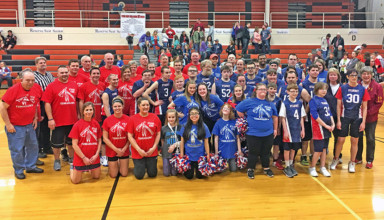 Wyandot County Indians vs. Community All-stars