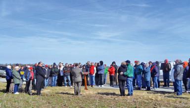 Lake Central Flight 527 memorial service