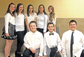 District Festival choir