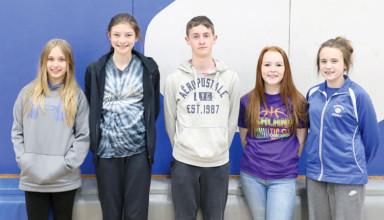 7th grade scholors