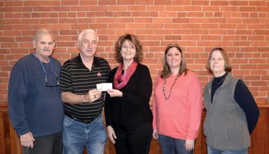 USHS alumni give back