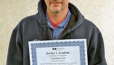 Garrison Cox