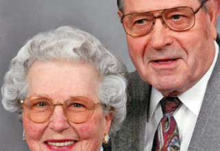Rita and Charles Logsdon