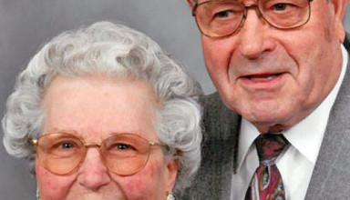 Rita and Charles Logsdon