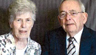 Margaret and Richard Abbott