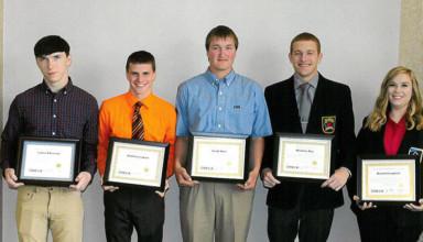 DECA awards