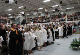 Graduating Rams