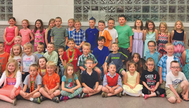 K-2 accelerated readers