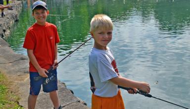 Fishing derby fun