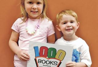 1,000 books
