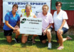 WSHOF golf outing women's winners