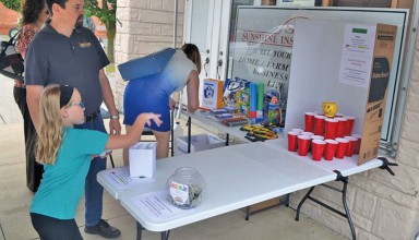 Prize Pong