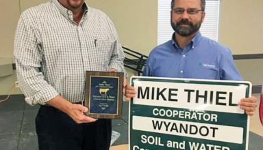 Conservation farmer of the year