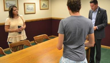 Meeting constituents