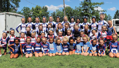 Riverdale cheer champs