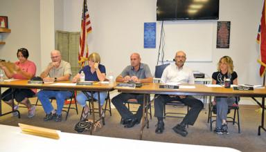 Rezoning vote held
