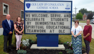 New OLC teachers