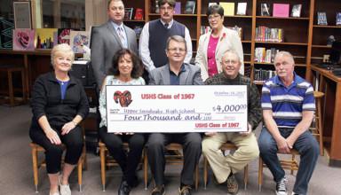 50-year donation
