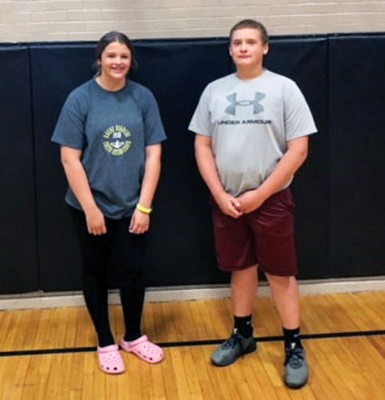 USMS Student Athletes of the Month
